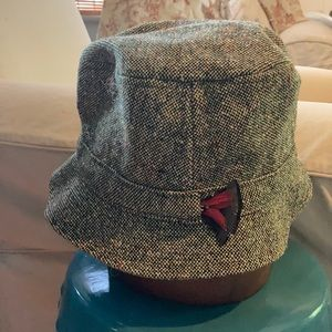 Blarney Hat tweed